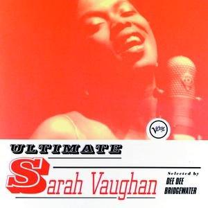 Image for 'Ultimate Sarah Vaughan'
