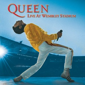 Image for 'Live At Wembley Stadium'