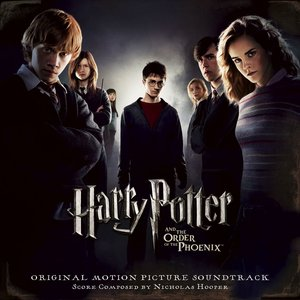 Image for 'Harry Potter and the Order of the Phoenix (Original Motion Picture Soundtrack)'