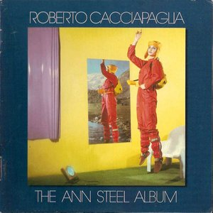 Image for 'The Ann Steel Album'