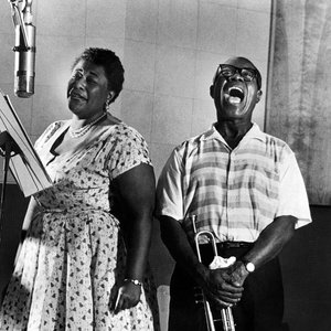 'Ella Fitzgerald & Louis Armstrong'の画像