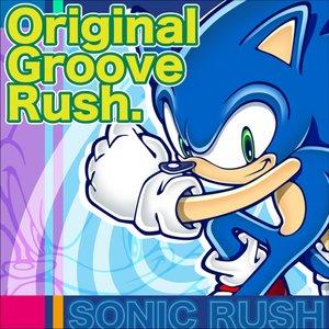 Image pour 'SONIC RUSH Original Groove Rush.'