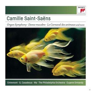 Image for 'Saint-Saëns: Organ Symphony; Bacchanale; Danse Macabre; Carnaval des Animaux'
