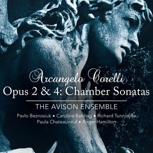 'Corelli: Opus 2 & 4: Chamber Sonatas'の画像