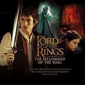 Image for 'the lord of the rings: the fellowship of the ring (original motion picture soundtrack)'