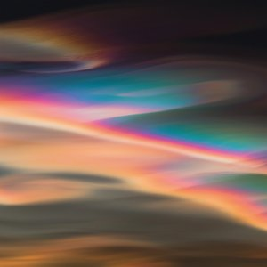 Image for 'nacreous clouds'