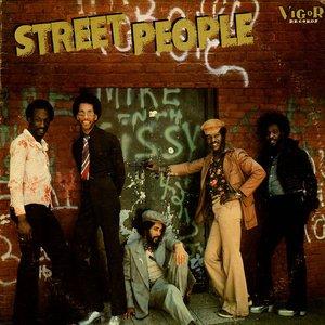 Bild für 'Street People'