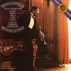 Image for 'Wynton Marsalis Plays Handel, Purcell, Torelli, Fasch, and Molter'