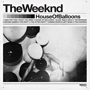 Image for 'House of Balloons'
