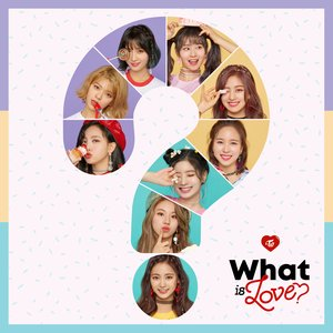 Image for 'What is Love?'