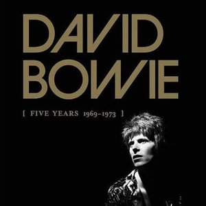 Image pour 'Five Years (1969 - 1973)'