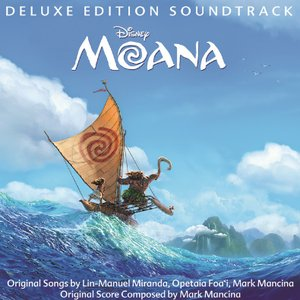 Image for 'Moana (Original Motion Picture Soundtrack/Deluxe Edition)'