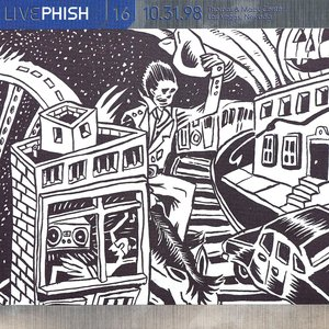 Image for 'LivePhish, Vol. 16 10/31/98 (Thomas & Mack Center, Las Vegas, NV)'