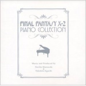 Image for 'Final Fantasy X-2 Piano Collection'