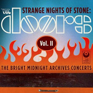 Image for 'Strange Nights Of Stone'