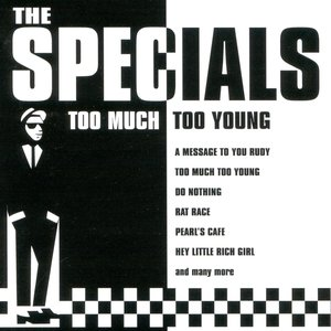Image for 'Too Much Too Young'