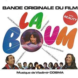 Изображение для 'La boum (Bande originale du film de Claude Pinoteau)'