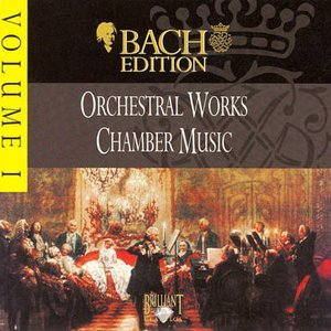 Image for 'Orchestral Works & Chamber Mus'