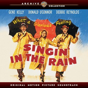 Image for 'Singin' In the Rain (Original Motion Picture Soundtrack)'