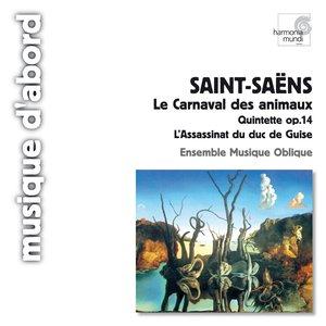 Imagen de 'Saint-Saëns: Le Carnaval des animaux'