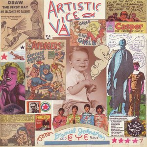 Image for 'Artistic Vice'