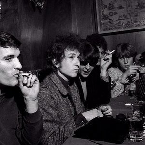 Image for 'Bob Dylan & The Band'