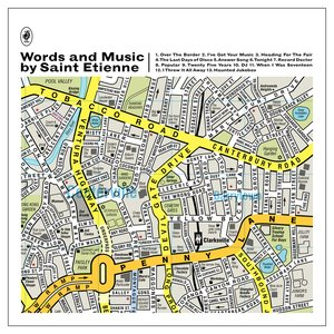 Image for 'Words and Music by Saint Etienne'