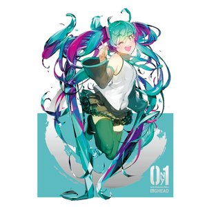 Image for 'Only 1 (feat. Hatsune Miku)'