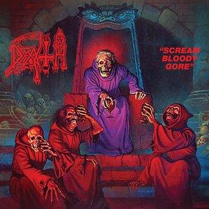 Изображение для 'Scream Bloody Gore (Disc 1) (Relapse Records, RR7325, US)'