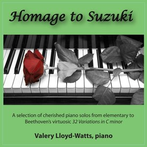 Image for 'Homage to Suzuki'