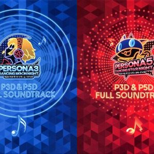 Image for 'P3D & P5D FULL SOUNDTRACK'