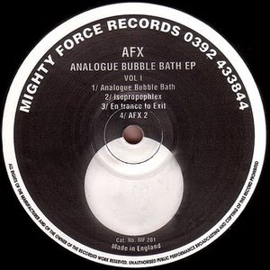 Image for 'Analogue Bubblebath 1'