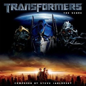 Image for 'Transformers: The Score'