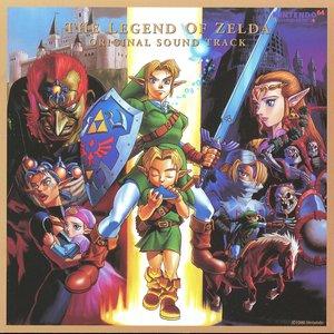 Image for 'The Legend of Zelda Ocarina of Time Original Sound Track'