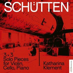 Immagine per 'katharina Klement: Schütten'