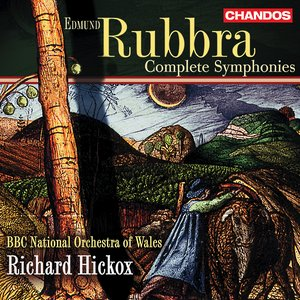 Image for 'Rubbra: Symphonies (Complete)'