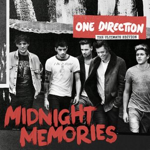 Image for 'Midnight Memories (Deluxe)'