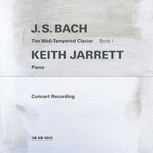 Image for 'J.S. Bach: The Well-Tempered Clavier, Book I (Live in Troy, NY / 1987)'