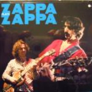Image for 'Zappa Plays Zappa'