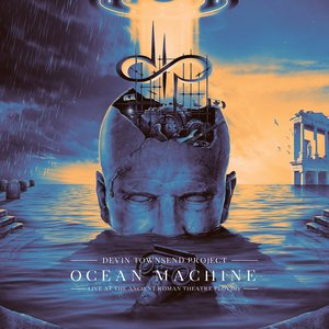 Image for 'Ocean Machine - Live at the Ancient Roman Theatre Plovdiv'