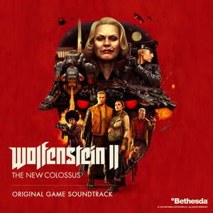 Image for 'Wolfenstein II: The New Colossus (Original Game Soundtrack)'