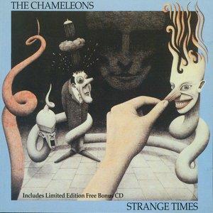 Image for 'Strange Times'