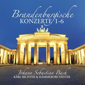 Image for 'Brandenburgische Konzerte'