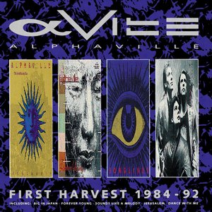 Image for 'First Harvest 1984-1992'