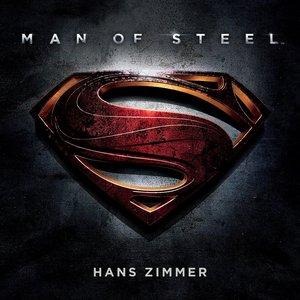 Image for 'Man Of Steel (Original Motion Picture Soundtrack)'