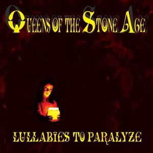 Image for 'Lullabies to Paralyze'