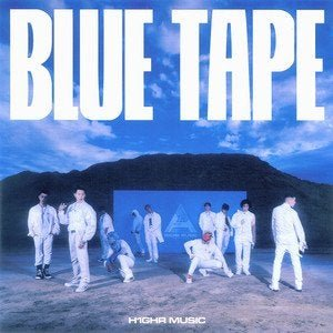 Image for 'H1GHR : BLUE TAPE'