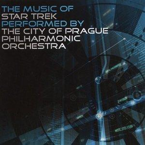 Image for 'The Music Of Star Trek'