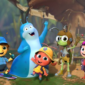 Image for 'THE BEAT BUGS'
