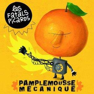 Image pour 'Pamplemousse Mécanique (Edition Eurovision + 1 titre bonus)'